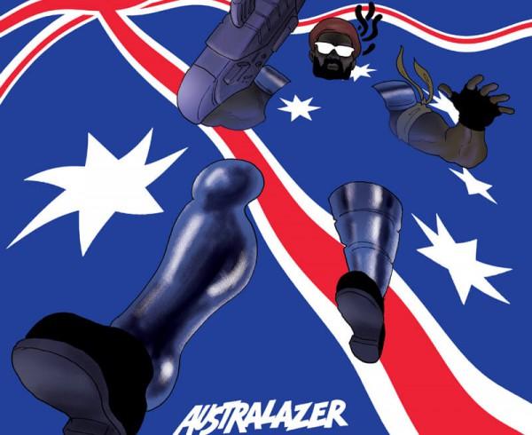 AUSTRALAZER EP