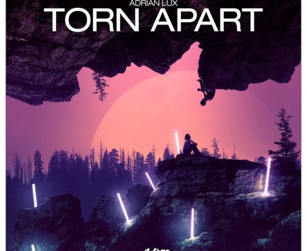 Adrian Lux - Torn Apart - Artwork-2