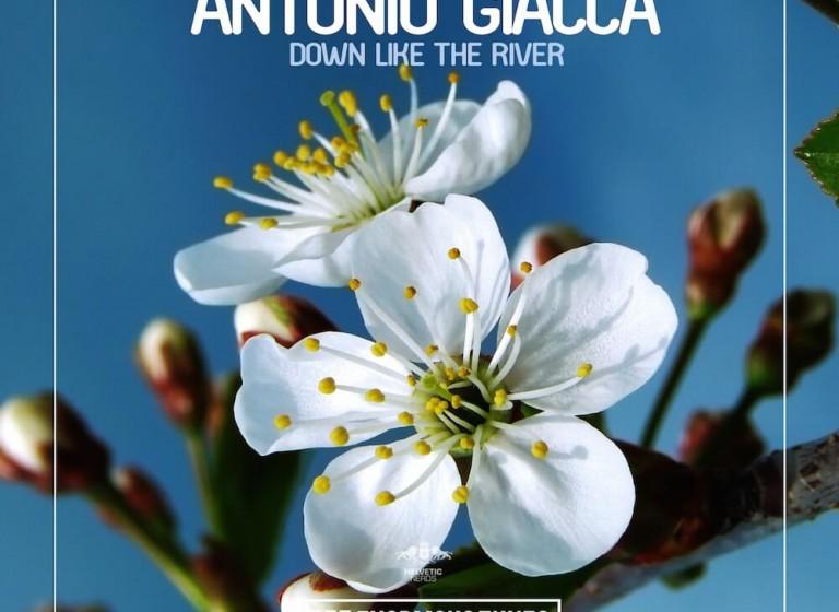 Antonio Giacca - Down Like The River - Artwork-2