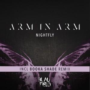Arm In Arm - Nightfly [Booka Shade Remix] - Artwork