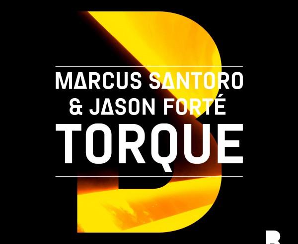 Artwork - MARCUS-SANTORO-&-JASON-FORTE-TORQUE