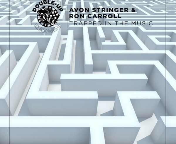 Avon Stringer & Ron Carroll - Trapped In The Music (Remixes) - Artwork