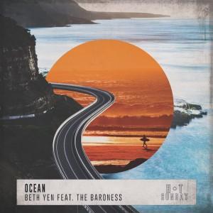 Beth Yen feat. The Baroness - Ocean [Remixes] - Artwork