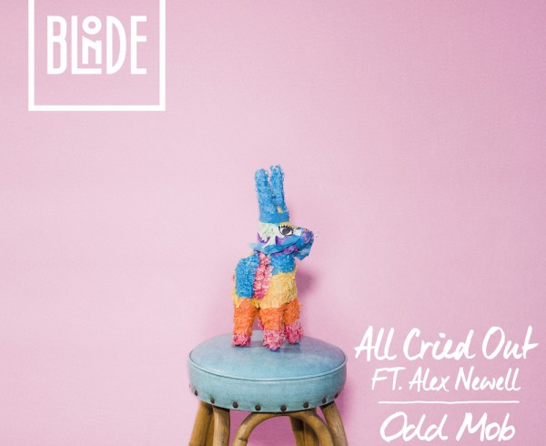 Blonde - All Cried Out (Remixes) - Artwork