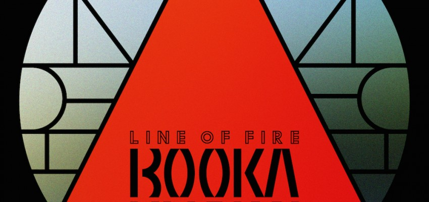 Booka Shade feat Karin Park - Line Of Fire