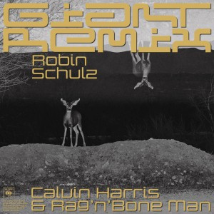 Calvin Harris & Rag n Bone Man - Giant [Robin Schulz Remix] - Artwork