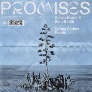 Calvin Harris & Sam Smith - Promises [Sonny Fodera Remix] - Artwork
