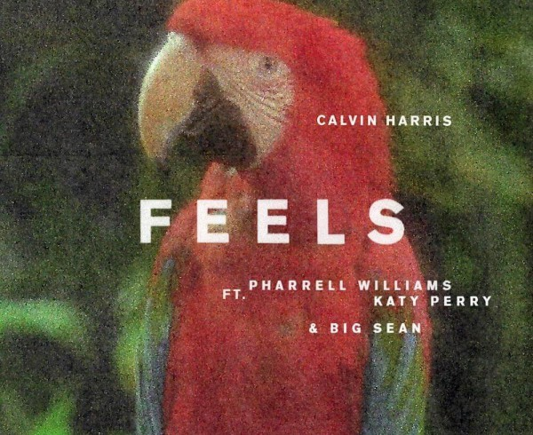 Calvin Harris feat. Pharrell Williams, Katy Perry & Big Sean - Feels - Artwork-2