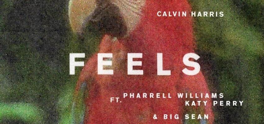 Calvin Harris feat. Pharrell Williams, Katy Perry & Big Sean - Feels - Artwork-2
