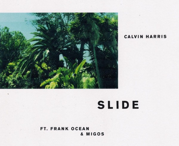Calvin Harris ft Frank Ocean & Migos - Slide - Artwork-2