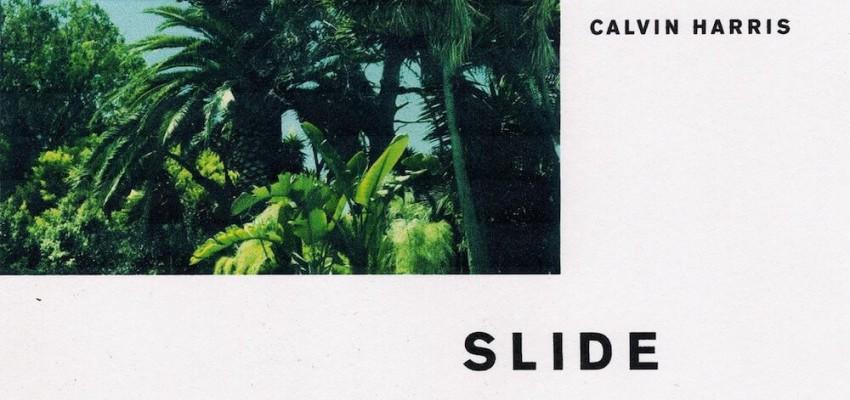 Calvin Harris ft Frank Ocean & Migos - Slide - Artwork-2