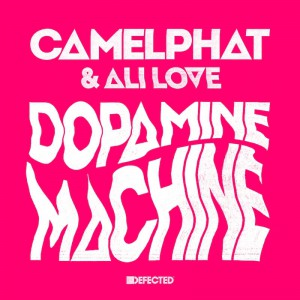 CamelPhat & Ali Love - Dopamine Machine - Artwork