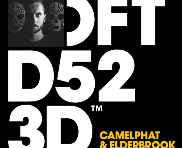 CamelPhat & Elderbrook - Cola - Artwork-2