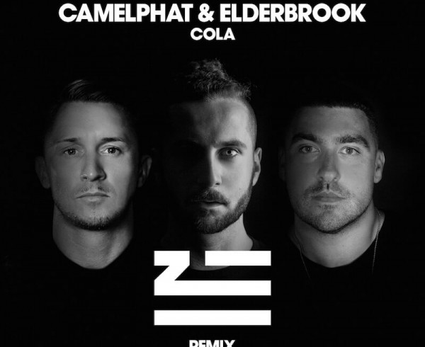 CamelPhat & Elderbrook - Cola [Zhu Remix] - Artwork-2