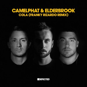 CamelPhat x Elderbrook - Cola [Franky Rizardo Remix] - Artwork-2