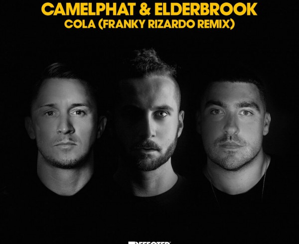 CamelPhat x Elderbrook - Cola [Franky Rizardo Remix] - Artwork-2