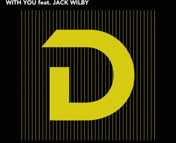 Cedric Gervais Ft Jack Wilby - With You - Artwork