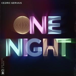 Cedric Gervais - One Night - Artwork
