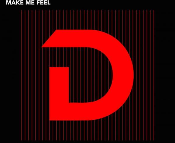 Cedric Gervais & Willy Monfret - Make Me Feel - Artwork