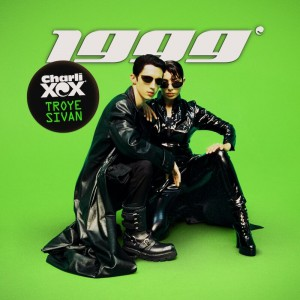 Charli XCX & Troye Sivan - 1999 [Remixes] - Artwork