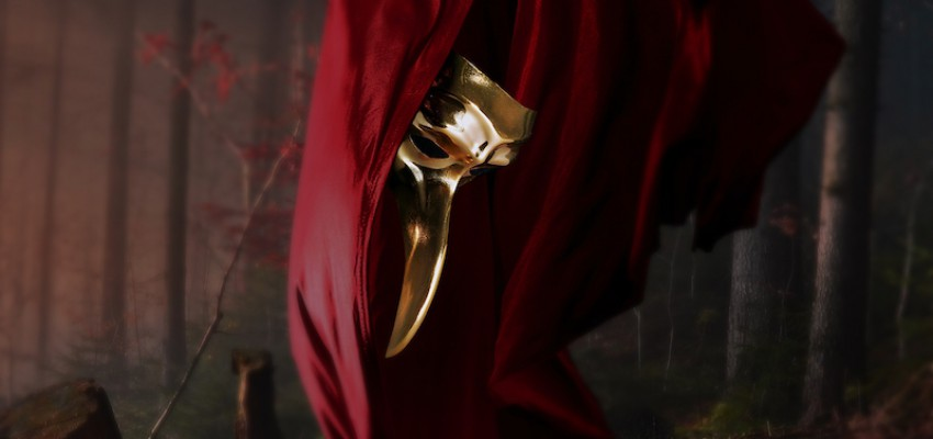Claptone ft Ben Duffy - In The Night - Artwork