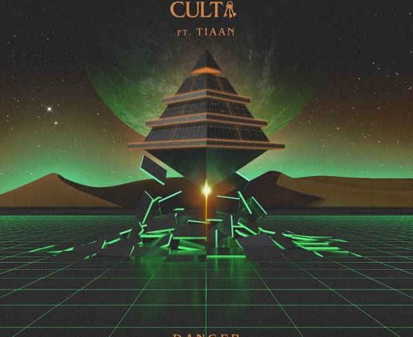Dance Cult ft. TIAAN - Danger - Artwork