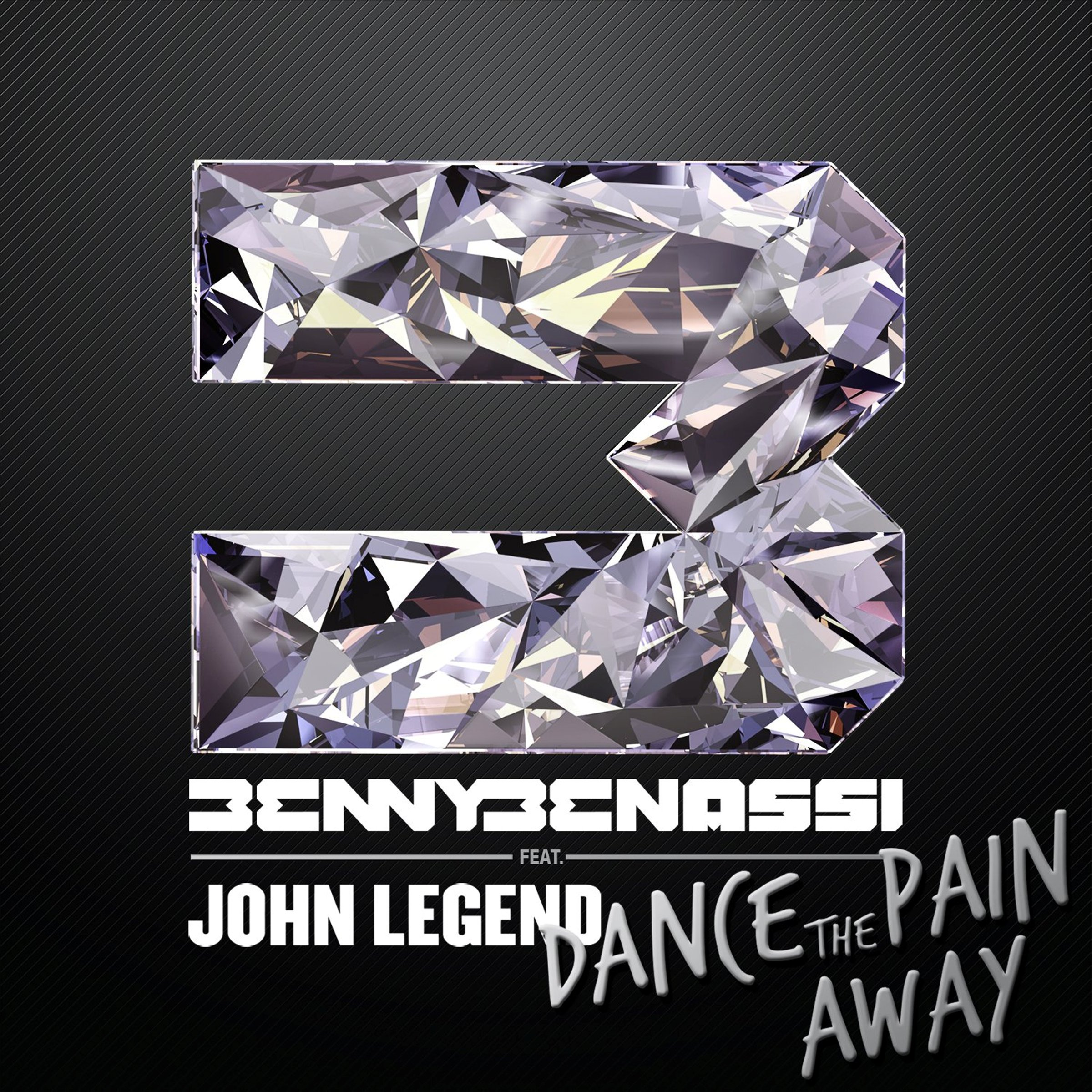 Benny Benassi feat. John Legend - Dance The Pain Away (2016)