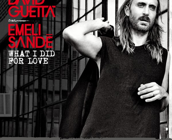 David Guetta - What I Did For Love (Remixes EP Packshot)
