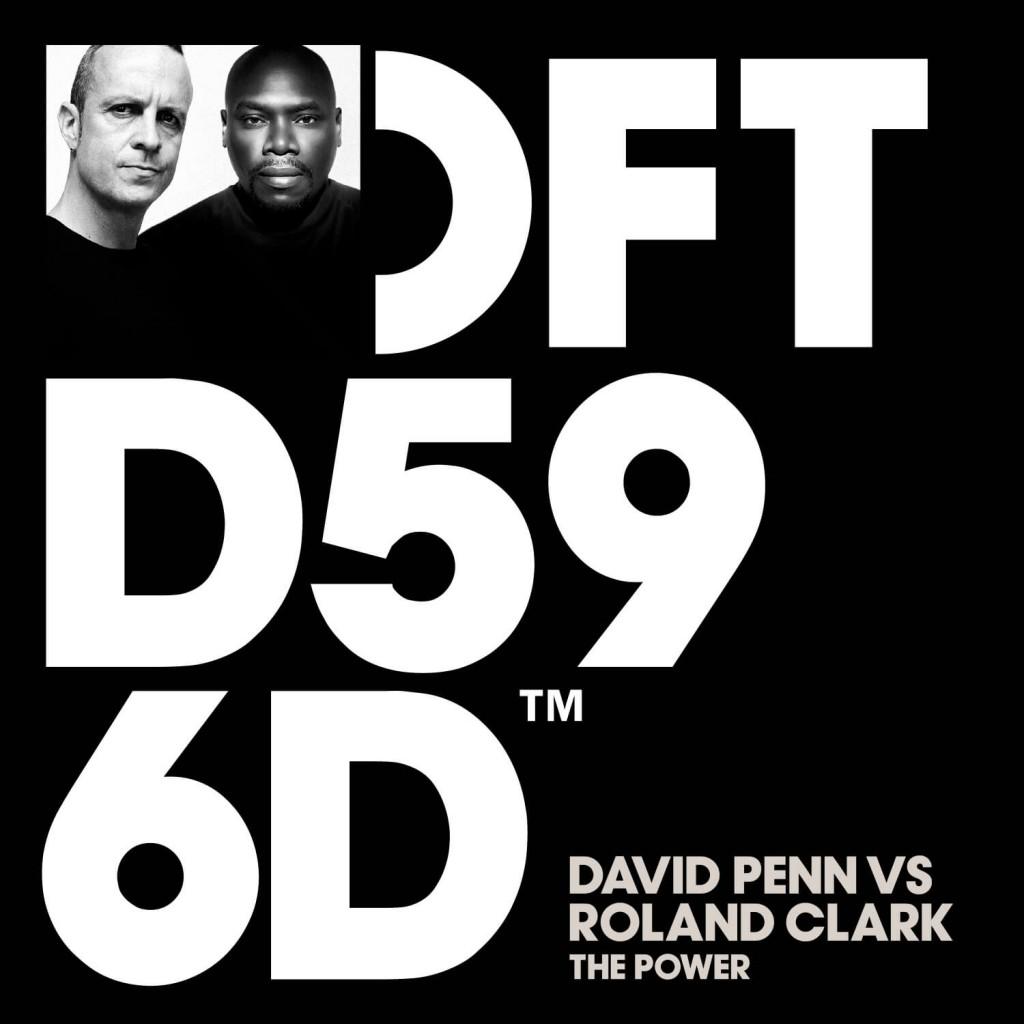 David Penn vs Roland Clark - The Power - Artwork