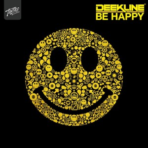 Deekline - Be Happy - Artwork