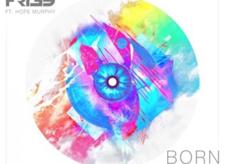 Disco Fries Feat Hope Murphy - Born Ready - Artwork