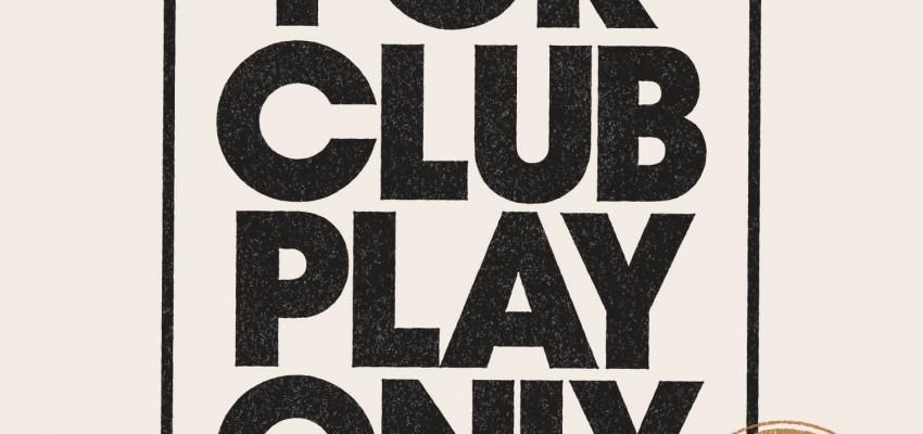 Duke Dumont - For Club Play Only 4 - Artwork