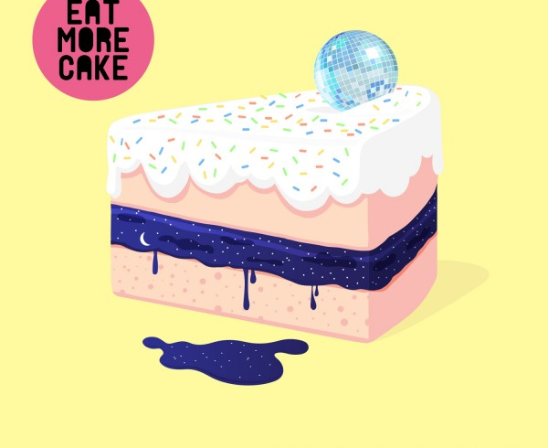 Eat More Cake - Heat Of The Night - Artwork