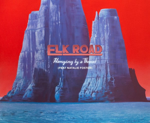 Elk Road - Hanging By A Thread - Artwork