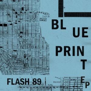 Flash 89 - Blueprint EP - Artwork