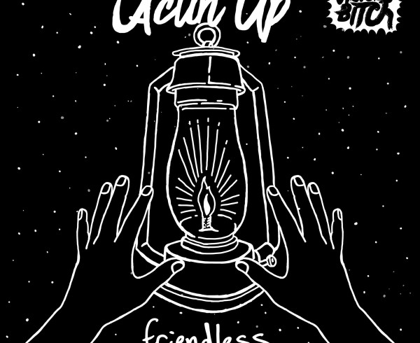 Friendless ft Dirty Hary - Actin' Up - Artwork-2