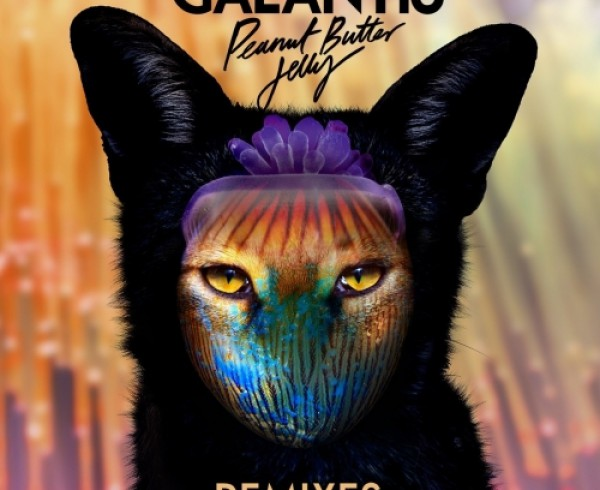 Galantis - Peanut Butter Jelly - Artwork