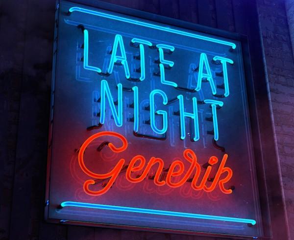 Generik - Late At Night - Artwork-2