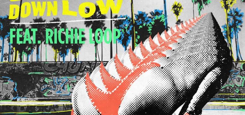 Henry Fong feat Richie Loop - Drop It Down Low - Artwork-2