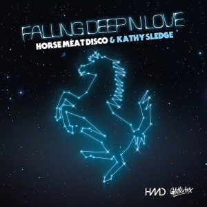 Horse Meat Disco & Kathy Sledge - Falling Deep In Love [Joey Negro Remix] - Artwork
