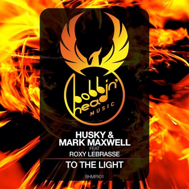Husky & Mark Maxwell Feat Roxy Lebrasse - To The Light - Artwork