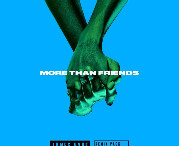 James Hype ft. Kelli-Leigh - More Than Friends [Remixes] - Artwork-2