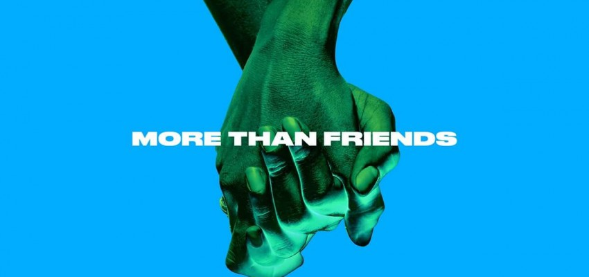 James Hype ft. Kelli-Leigh - More Than Friends [Remixes] - Artwork-2