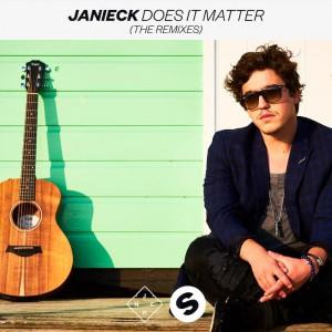 Janieck - Does It Matter [Remixes] - Artwork