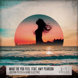 Jolyon Petch & Mind Electric feat. Amy Pearson - What Do You Feel - Artwork
