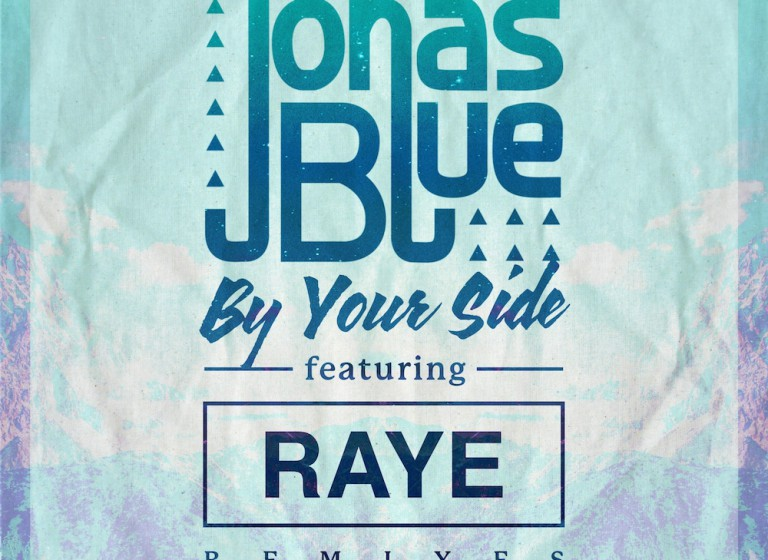 Jonas Blue ft Raye - By Your Side [Two Can Remix] - Artwork