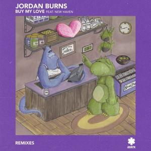 Jordan Burns ft. New Haven - Buy My Love - Artwork