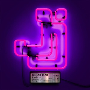Junior Jack - Organic EP - Artwork