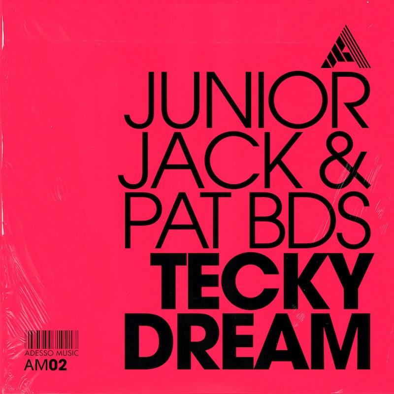 Junior Jack & Pat BDS - Tecky Dream - Artwork