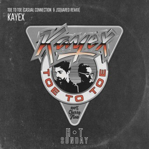 Kayex - Toe To Toe - Artwork